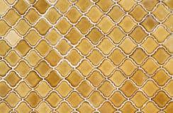 mozaiki ceramiczna tekstura Fotografia Royalty Free