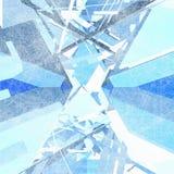 Mozaiki Drucianej sieci struktury wektor Obraz Royalty Free