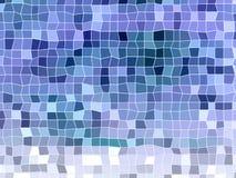 Mozaiki fiołkowy tło Obraz Royalty Free