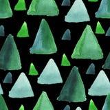 Mozaiki geometryczny tło Obrazy Stock