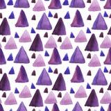 Mozaiki geometryczny tło royalty ilustracja