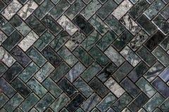 Mozaiki płytka Fotografia Stock