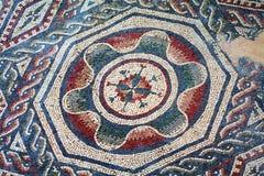 mozaiki rzymska Sicily willa Fotografia Royalty Free