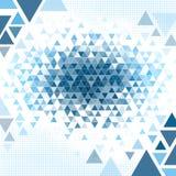 Mozaiki tło Obraz Stock