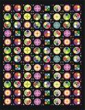 mozaiki tapeta Zdjęcie Stock