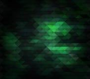 Mozaiki zieleń Zdjęcie Stock