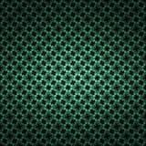 Mozaiki zielona makata Obraz Royalty Free