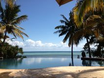Mozambique island Royalty Free Stock Images