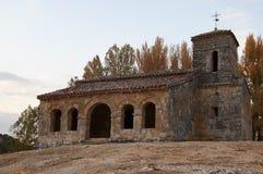 Mozarabic kapell arkivfoton