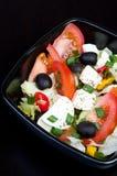 Mozarella and chilli Stock Images
