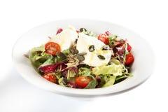 Mozarella salad Royalty Free Stock Photo