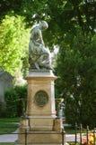 Mozart'sgraf Royalty-vrije Stock Foto's