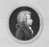 Mozart Stock Image