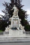 Mozart Memorial Vienna Royalty Free Stock Image