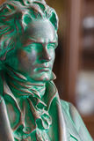 Mozart sculpture Stock Images