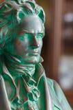Mozart sculpture Stock Images