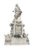 Mozart Statue In Vienna Royalty Free Stock Photo