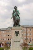 Mozart Statue, Salzburg Royalty Free Stock Image
