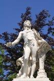 Mozart statue from vienna Stock Photo