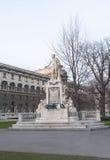 Mozart Statue Vienna Fotografia de Stock