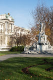 Mozart Statue Vienna Royalty Free Stock Photos