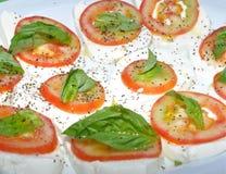 mozerella сыра 2 Стоковые Изображения