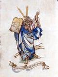 Mozes Stock Afbeeldingen