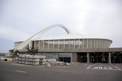 Mozes Mabhida Stadium Royalty-vrije Stock Afbeelding