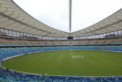 Mozes Mabhida Stadium Royalty-vrije Stock Foto's