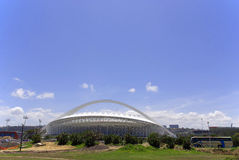 Mozes Mabhida Stadium Stock Foto's