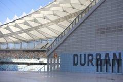 Mozes Mabhida Stadium, FIFA, de Kop van de Wereld 2010   Royalty-vrije Stock Fotografie