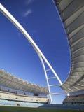 Mozes Mabhida Stadium, FIFA, de Kop van de Wereld 2010   Stock Foto's