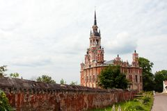 Mozhaysk Cathedral Stock Photos