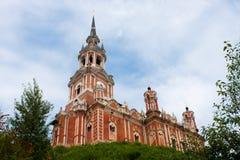 Mozhaysk Kathedrale Stockbild