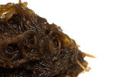 MOZUKU seaweed Stock Photo