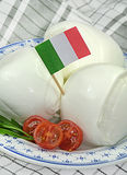 Mozzarella Stock Photography