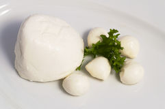 Mozzarella Royalty Free Stock Image