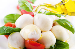 Mozzarella Royalty Free Stock Photo