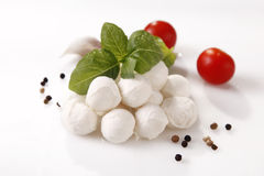 mozzarella fotografia de stock royalty free