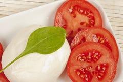 mozzarella Стоковое Изображение