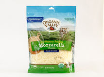 mozzarella Photographie stock