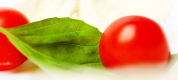 Mozzarella pomidor, piłek nożnych piłki, futbol, Italy obraz stock
