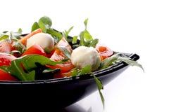 mozzarella pomidory Zdjęcie Stock