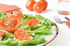 mozzarella serowy pomidor Fotografia Stock