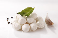 Mozzarella Royalty Free Stock Photography