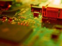 10mp董事会照相机被采取的电路计算机 图库摄影