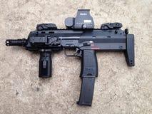MP7A1 πυροβόλο όπλο Στοκ Φωτογραφίες