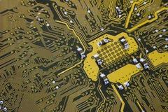 10mp υπολογιστής κυκλωμάτων φωτογραφικών μηχανών χαρτονιών που λαμβάνεται Στοκ Φωτογραφία