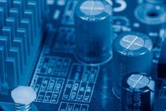 10mp υπολογιστής κυκλωμάτων φωτογραφικών μηχανών χαρτονιών που λαμβάνεται Στοκ εικόνες με δικαίωμα ελεύθερης χρήσης