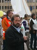 mp приклинка выбранного luxembourgish ryen Стоковые Фото